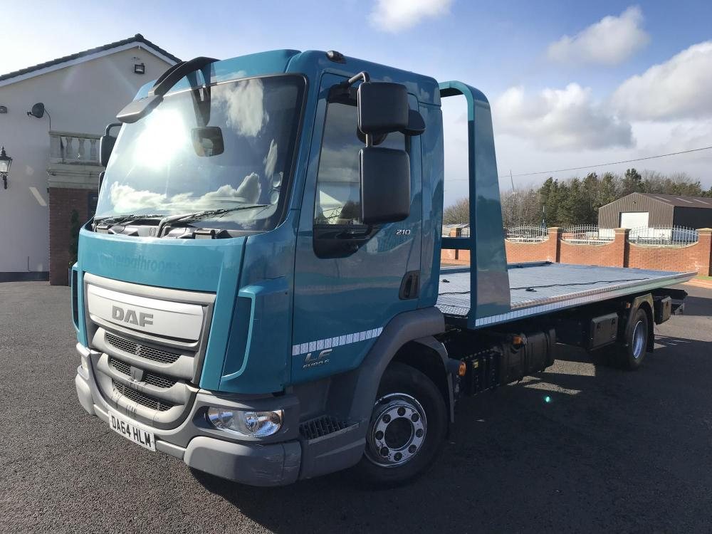 DAF LF 45 210 12 TON RECOVERY TRUCK SLIDE & TILT WITH SPECK