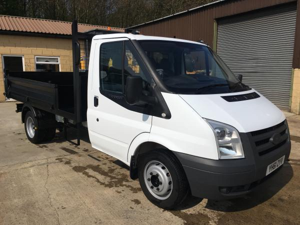 5ecdca125f83c5 FORD TRANSIT 100T350 TIPPER for Sale - B J Commercials