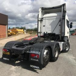 SCANIA R440 6X2 TRACTOR UNIT TAG AXLE TIPPING GEAR EURO 5
