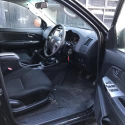 TOYOTA HILUX 3.0 D4D INVINCIBLE PICK UP