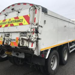 MAN 8X4 TIPPER INSULATED MANUAL GEARBOX 360 bhp