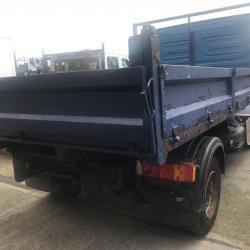 Mercedes-Benz Atego 815 Tipper/ dump truck manual gearbox