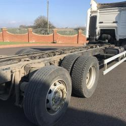 MAN TGM 26.290 26 ton chassis cab Sleeper rear steer good condition
