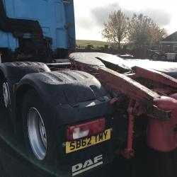 DAF CF 85.460 6x2 TRACTOR UNIT ARTICULATED LORRY