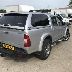 ISUZU RODEO DENVER Double cab 4x4 pick up auto