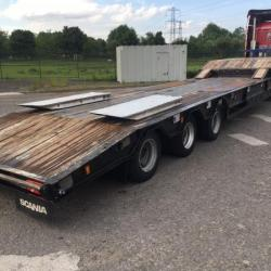 CHIEFTAIN LOW LOADER TRAILER LOW LOADER TRAILER