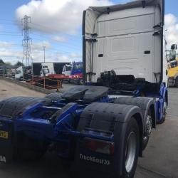 SCANIA R 440 6X2 TRACTOR UNIT MANUAL GEARBOX Top line good runner and driver good condition