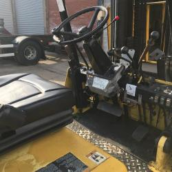 HYSTER H4 .50 XL FORKLIFT Ex port of Tyne