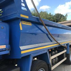 SCANIA G400 8X4 TIPPER TOMPSONS BODY GOOD CONDITION