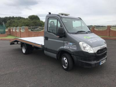 IVECO DAILY 35C13 RECOVERY TRUCK  TWIN WHEEL