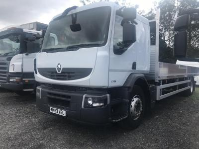 RENAULT PRIMIUM 270 DXI 18 ton 24ft alloy drop side truck new body