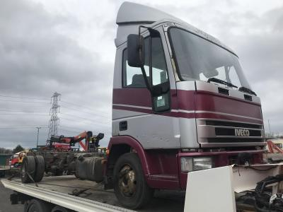 IVECO EUROCARGO 6 cylinder Chassis cab 75e15