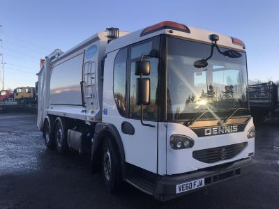 DENNIS ELITE REFUSE TRUCK 6x2 Bin lorry