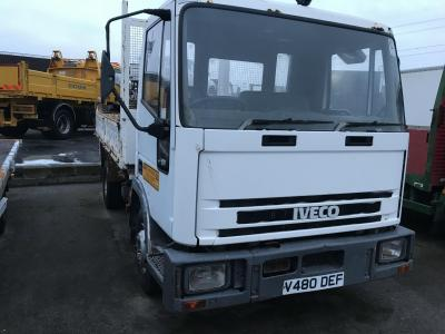 Iveco 75e17 tipper 6 cylinder turbo Tipper