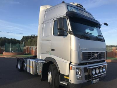 VOLVO FH 480 GLOBETROTER XL TRACTOR UNIT 6x2 I SHIFT