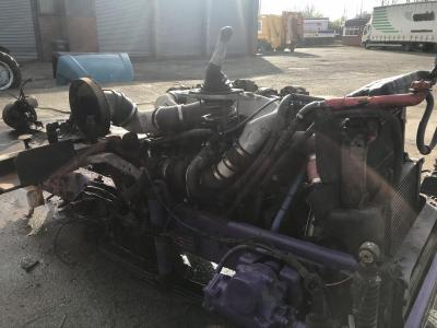 Cumins m11345 engine and zf gearbox Power pack complete